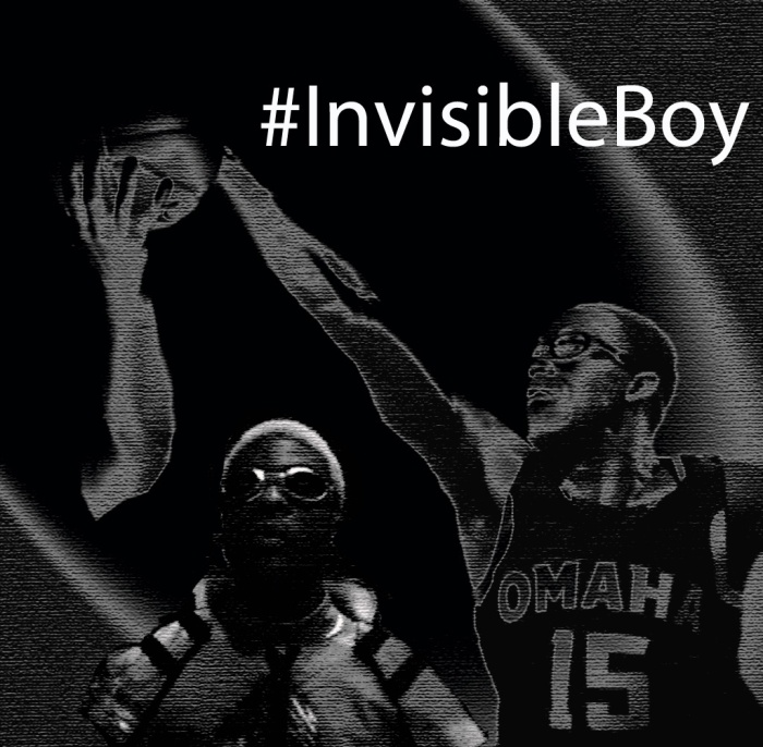 Whenever Tre'Shawn Thurman gets an incredibly sweet block and it seems like the opposing team didn't even know he was on the court #InvisibleBoy