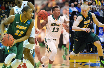 The Bison will continue to work as a team after the loss of Lawrence Alexander.